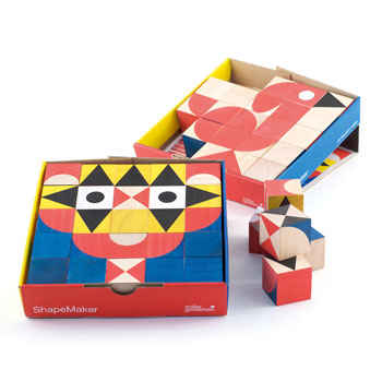 ShapeMaker Pattern Blocks